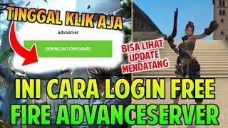 Gambar cover 100% Berhasil! CARA DOWNLOAD FREE FIRE ADVANCE + REVIEW SEMUA YANG BARU DI FREE FIRE