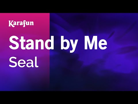 Karaoke Stand By Me - Seal *