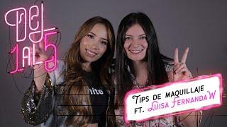 Luisa Fernanda W da cinco consejos para conseguir un maquillaje perfecto - El Espectador