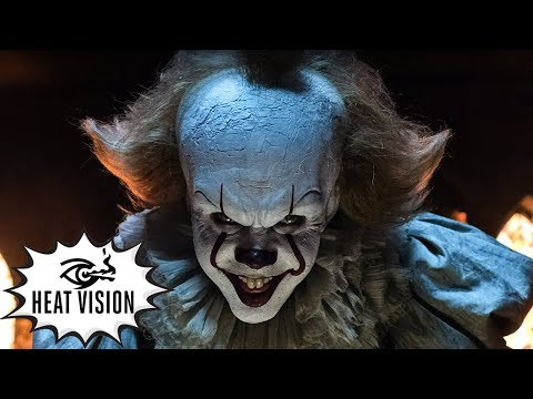 'It: Chapter Two': How the Film Compares to Stephen King's Novel   Heat Vision