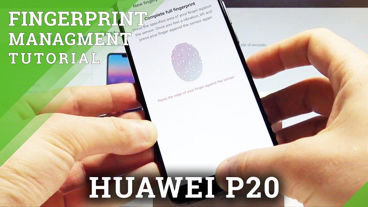 Mobile Info: Huawei P20 Reset