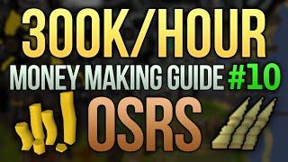 [OSRS] 300K/Hour Money Making Guide (Combat Method) (#10)