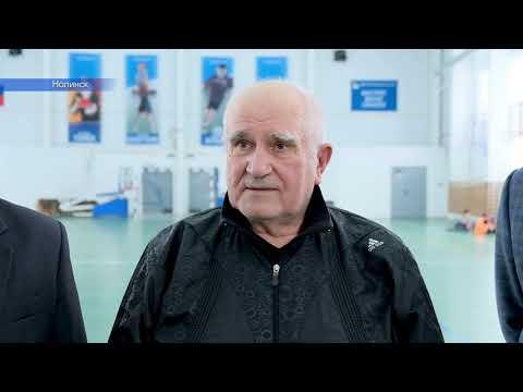В.Бакин посетил Нолинский район
