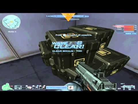 English Crossfire New Zombie AI Mode Commentary: Biohazard Pt.1