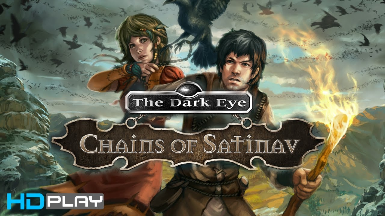 The Dark Eye: Chains of Satinav PC Game Walkthrough