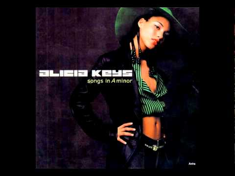 Alicia Keys - Piano & I - Songs In A Minor