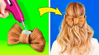 25 EVERYDAY HAIR HACKS