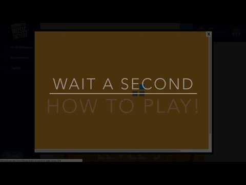 BigMusicGames.com presents Wait A Second. Level Up!