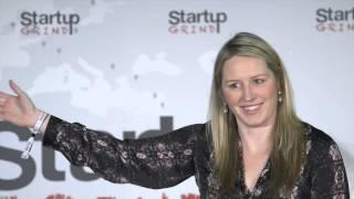 Danae Ringelmann (Indiegogo) at Startup Grind 2014