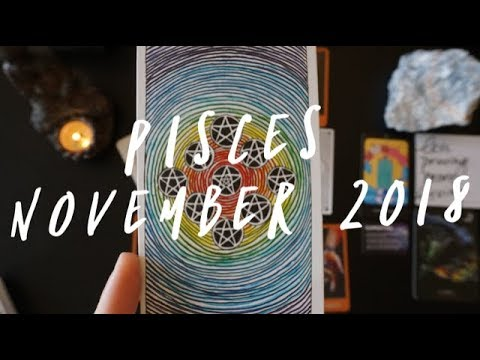 Pisces - All Good Things - November 2018