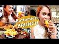 The best Bottomless Brunch in London? - Vlog
