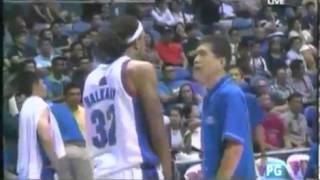 Pinoy Channel 365 - Reynaldo Balkman chokes