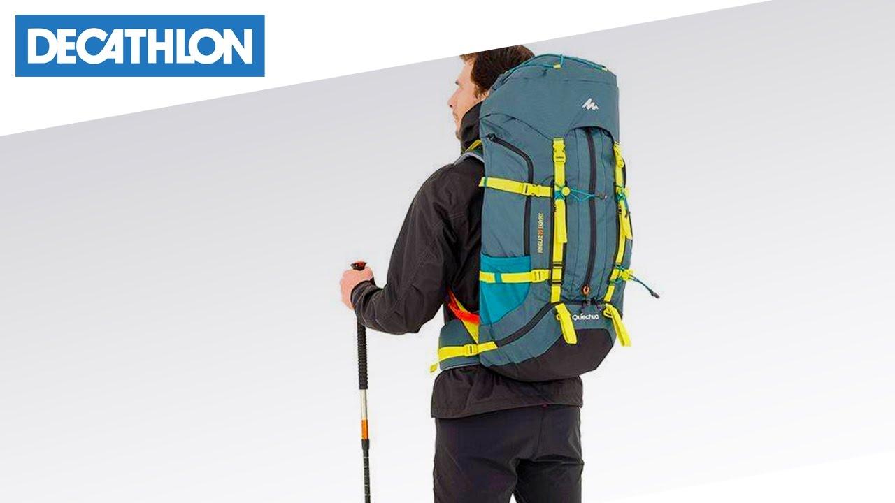 foto ufficiali 668e5 23ea7 Zaino da trekking Forclaz Easyfit Quechua | Decathlon Italia