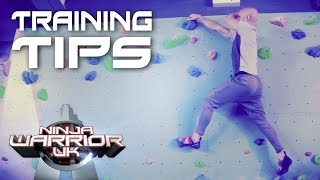 vuclip Official Top Training Tips - Strength, Grip & Power | Ninja Warrior UK