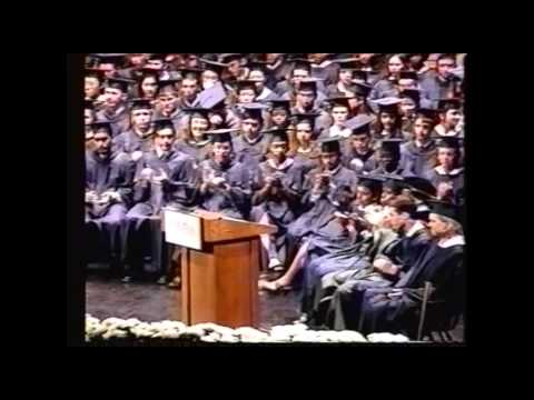Illinois Mathematics & Science Academy - Commencement - Class of 1999