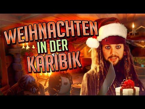 Weihnachten in der KARIBIK 💀 HWSQ [251] // SEA OF THIEVES