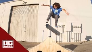 3 Foot Quarter Pipe And Spine Ramp By Oc Ramps