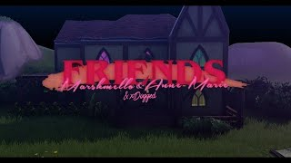 Marshmello & Anne-Marie - FRIENDS (Music Video)- Fortnite Parody / Remake @marshmellomusic