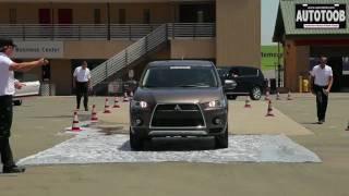 Amazing! - Mitsubishi All-Wheel Control Systems
