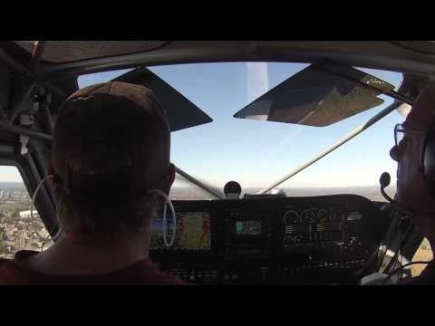 Returning to Brainard Airport - 10/11/15