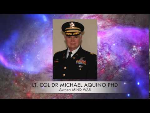Michael Aquino - Mind War Part 1 on Dr J Radio LIVE - April 2015