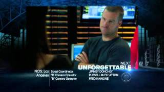 NCIS Los Angeles - Trailer/Promo - 3x02 - Cyber Threat - Tuesday 09/27/11 - On CBS