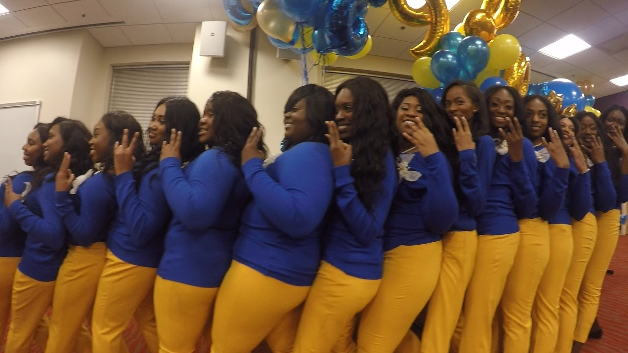 sigma gamma rho sorority inc beta tau chapter fall 2016