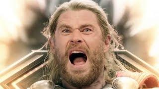 Thor: Ragnarok Funny Moments