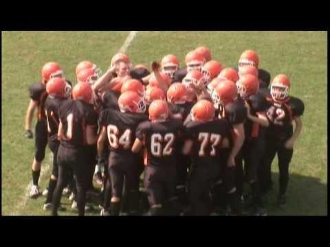 "2010 East Rockaway Football Highlights- ""Dream On"""