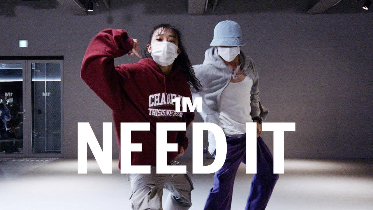 Migos - Need It / Yoojung Lee Choreography