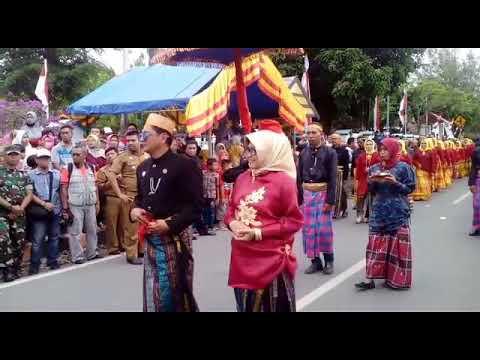 Video : Karnaval Dan Atraksi Budaya Dari Kecamatan Bontosikuyu