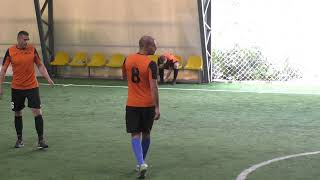 Полный матч Falcons 6 6 Новая Жизнь Турнир по мини футболу в Киеве