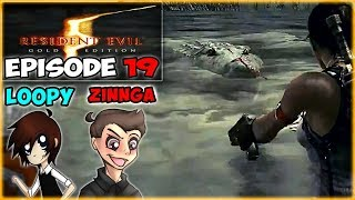 Resident Evil 5 Co-op Let's Play Episode/Part 19 Gameplay Walkthrough [1080P PC 60FPS] Commentary