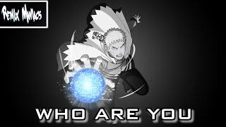 Boruto - Who Are You (Cover Remix)