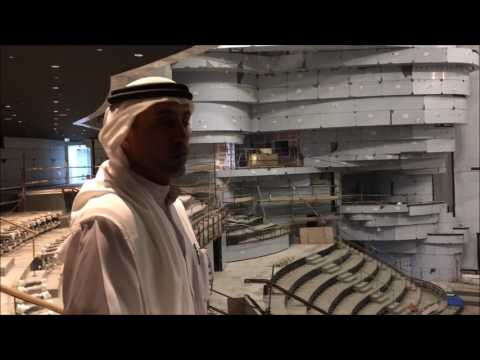 Mohammed Al Habtoor on the progress of La Perle by Dragone theatre