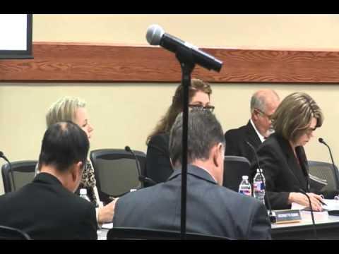 December 7, 2015 FBISD School Board Meeting Part 1