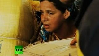 Рабыни-носильщицы из Марокко