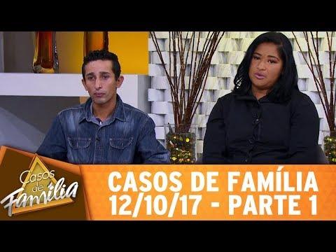 Minha Mãe Acha Que é Adolescente... - Parte 1 | Casos De Família (12/10/17)