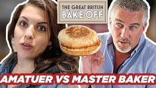 I Attempted A Great British Bake Off Technical Challenge