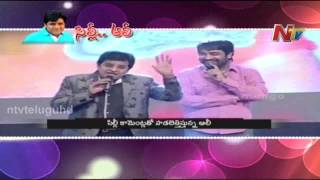 Comedian Ali Abusive Language Controversy in Telugu Industry -Part-03