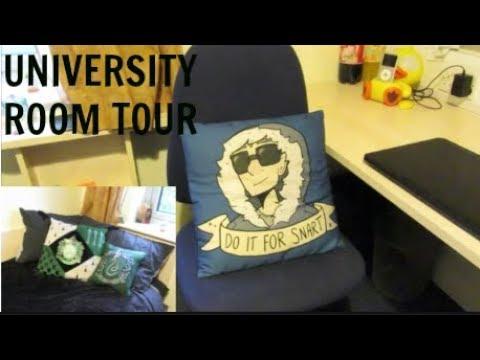 University Room Tour | BANGOR UNIVERSITY