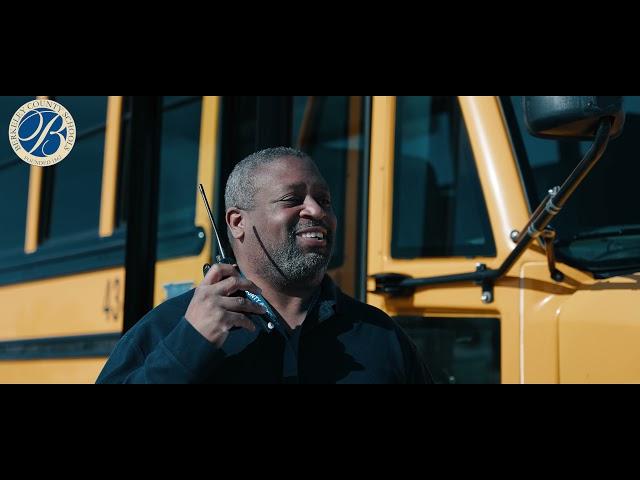 Bus Driver - Berkeley County Education