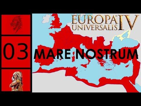 EU4 - Mare Nostrum #3 - Black (Sea) Byzantium