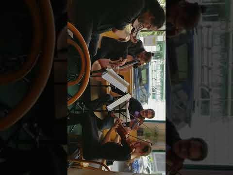 Town Quartet at Musical Offering Cafe Berkeley