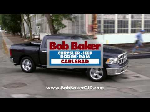 Perfect Bob Baker Chrysler Jeep Dodge RAM May 2017 TV Commercial