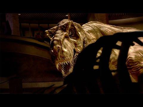 Jurassic Park - El Intruso   Pelicula Completa