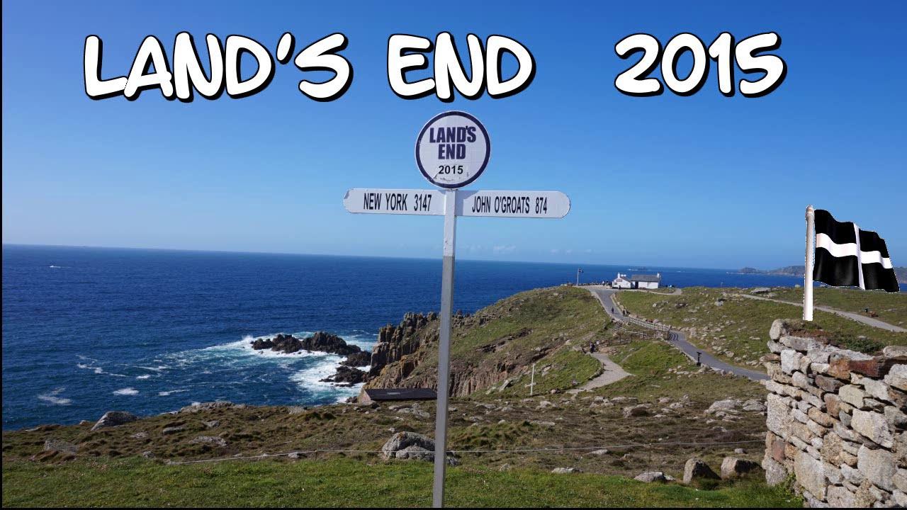Land S End Uk Cornwall 12 05 2015 Youtube