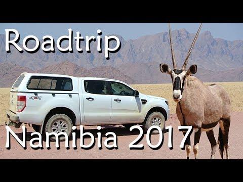 Roadtrip Namibia 2017