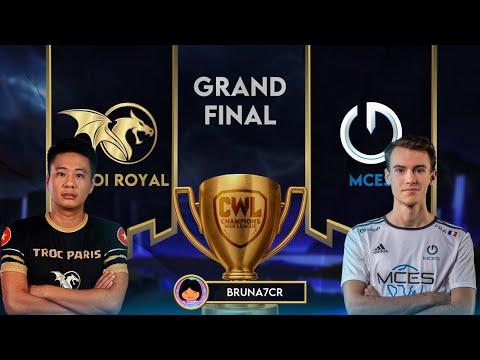 CWL FINAL - MCES vs HANOI ROYAL
