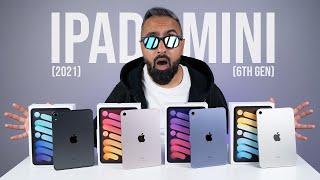 NEW iPad mini 2021 ALL COLOURS!